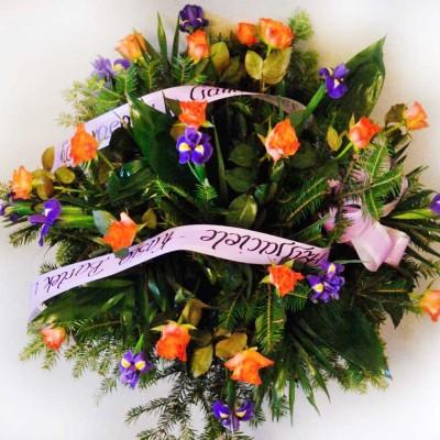 Wiązanka pogrzebowa nr 6