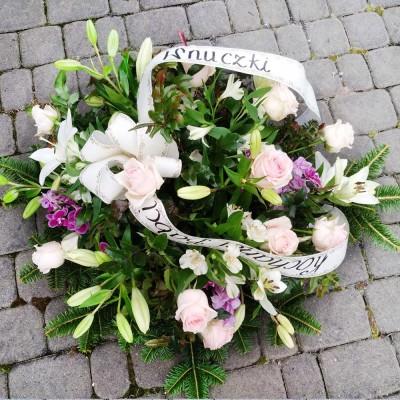 Wiązanka pogrzebowa nr 31