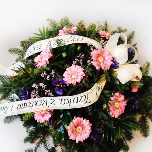 Wiązanka pogrzebowa nr 22
