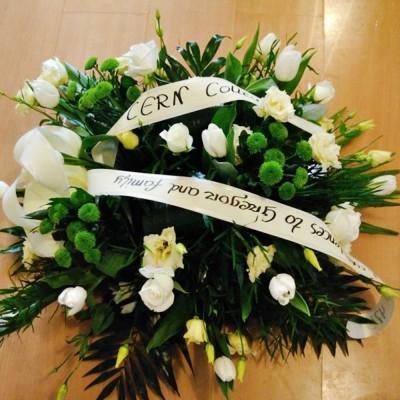 Wiązanka pogrzebowa nr 21