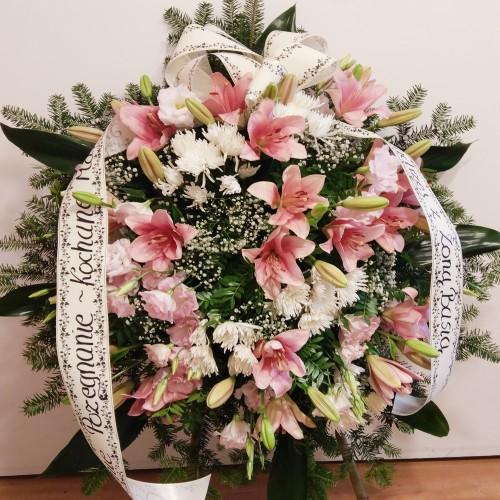 Wieniec pogrzebowy nr 13
