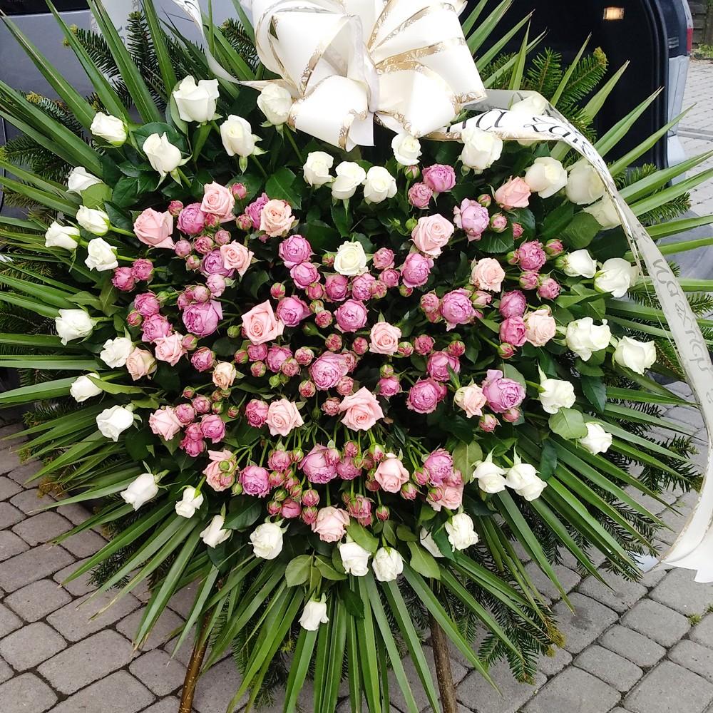 Wieniec pogrzebowy nr 14