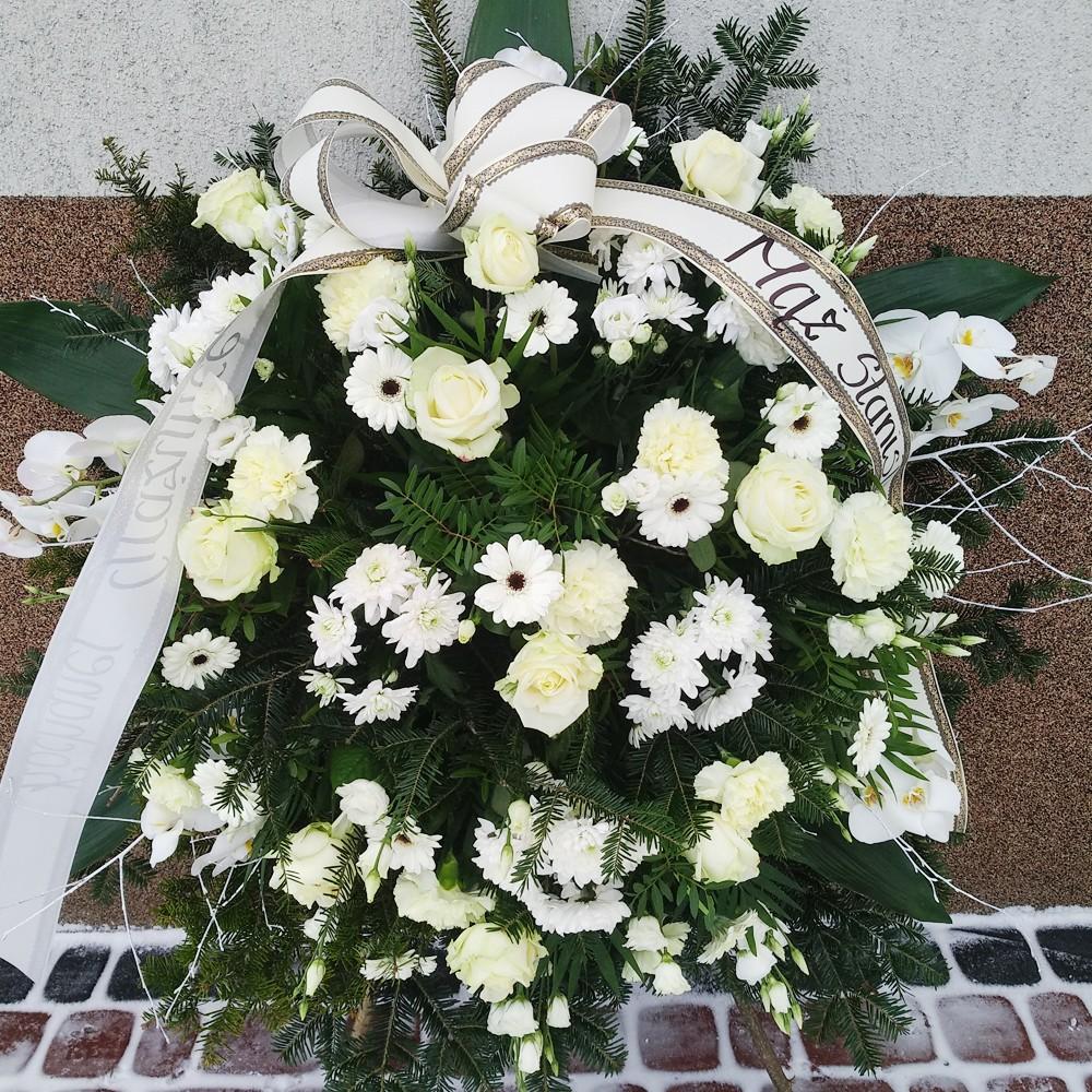 Wieniec pogrzebowy nr 15