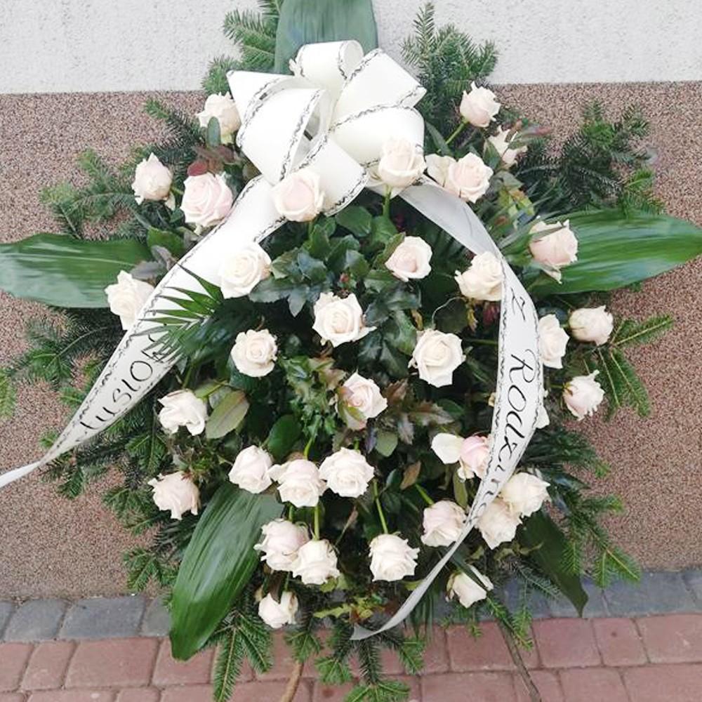Wieniec pogrzebowy nr 16