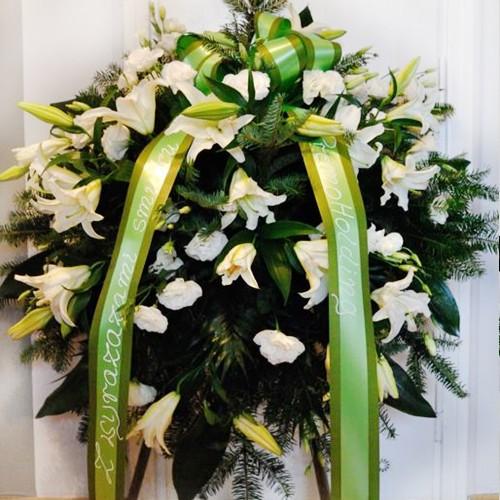 Wieniec pogrzebowy nr 68