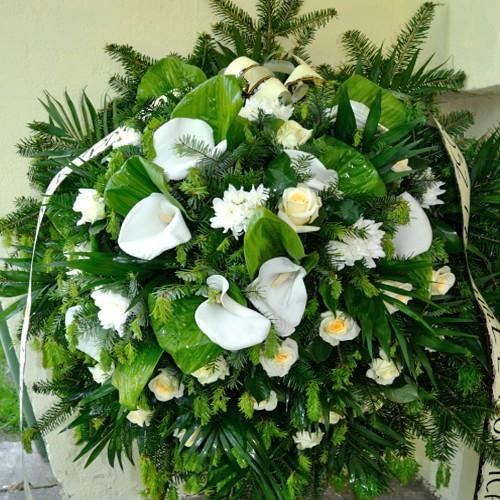 Wieniec pogrzebowy nr 17