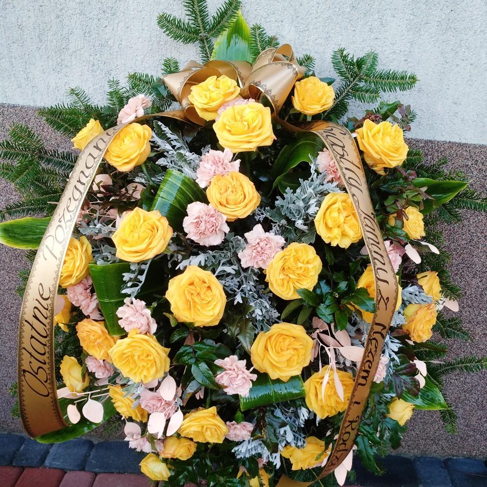 Wieniec pogrzebowy nr 30
