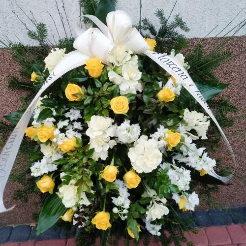 Wieniec pogrzebowy nr 31