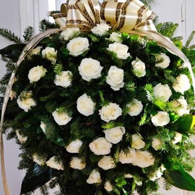 Wieniec pogrzebowy nr 32