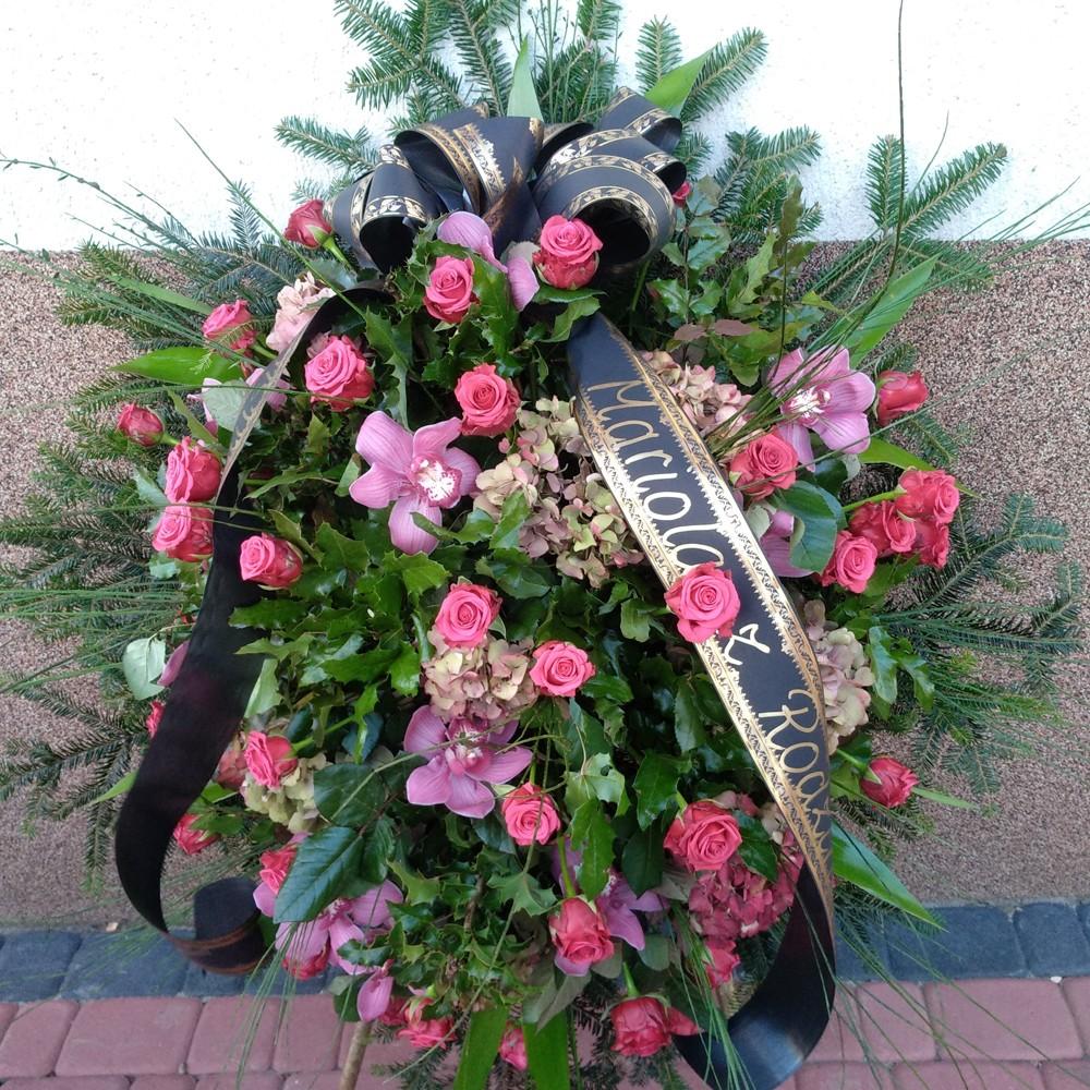 Wieniec pogrzebowy nr 33
