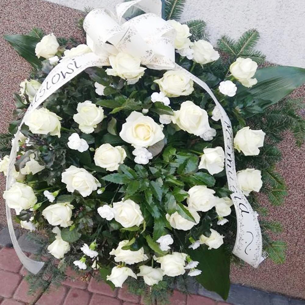 Wieniec pogrzebowy nr 35
