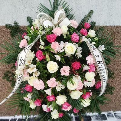 Wieniec pogrzebowy nr 36