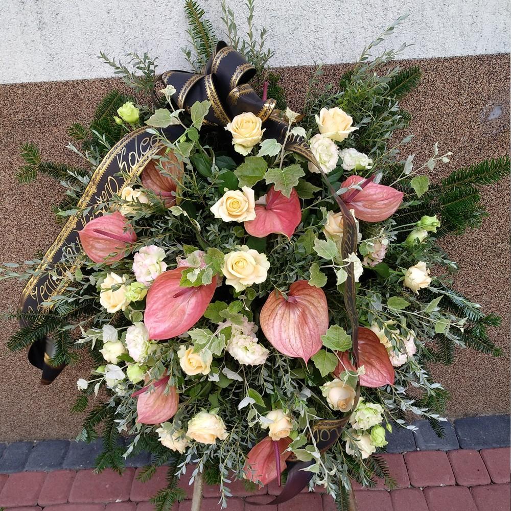 Wieniec pogrzebowy nr 37