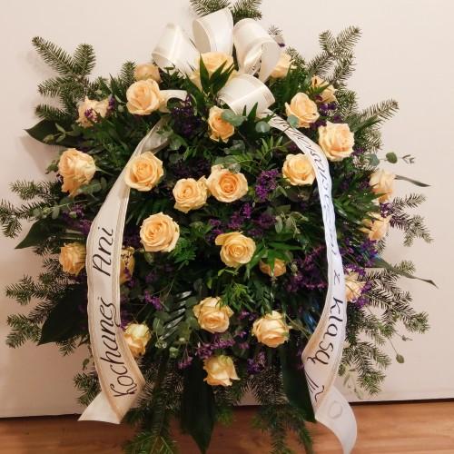 Wieniec pogrzebowy nr 42