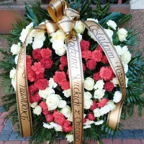 Wieniec pogrzebowy nr 44