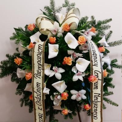 Wieniec pogrzebowy nr 57