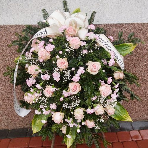 Wieniec pogrzebowy nr 47