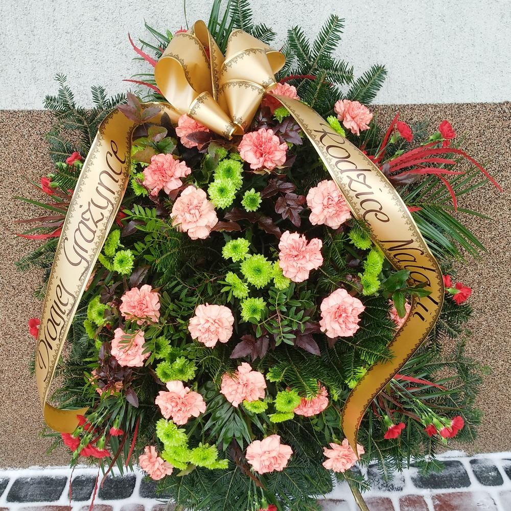 Wieniec pogrzebowy nr 53