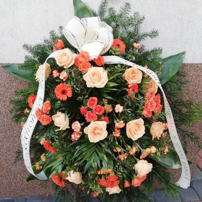 Wieniec pogrzebowy nr 49