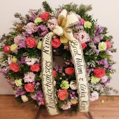 Wieniec pogrzebowy nr 12