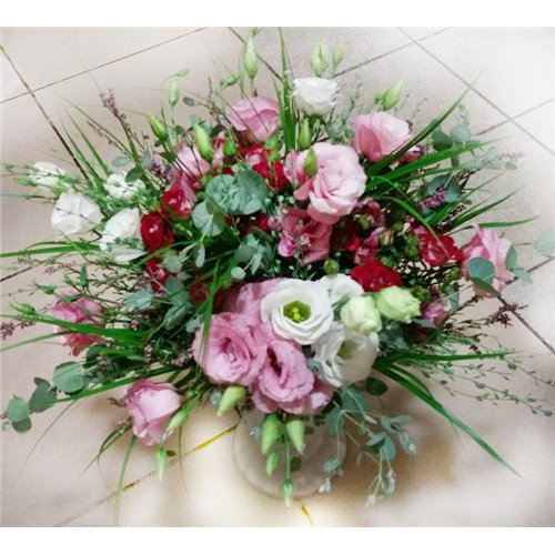 Funeral Wreath No. 8