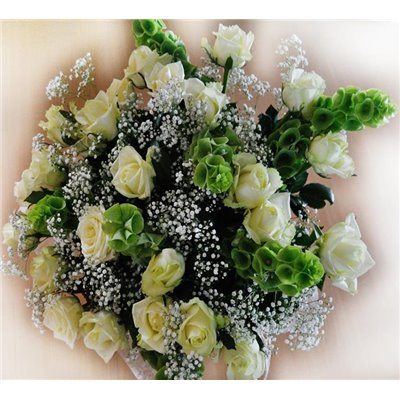 Funeral Wreath No. 54