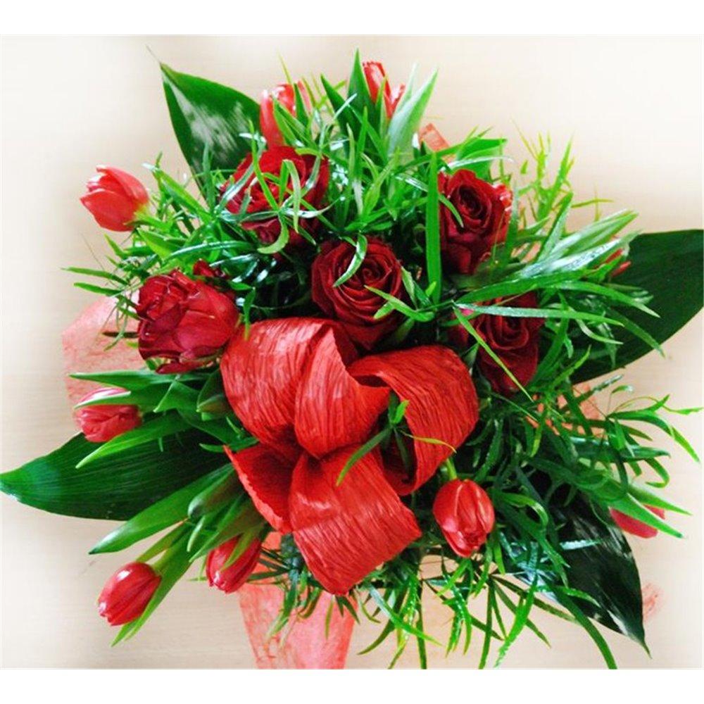 Floral tribute No. 18