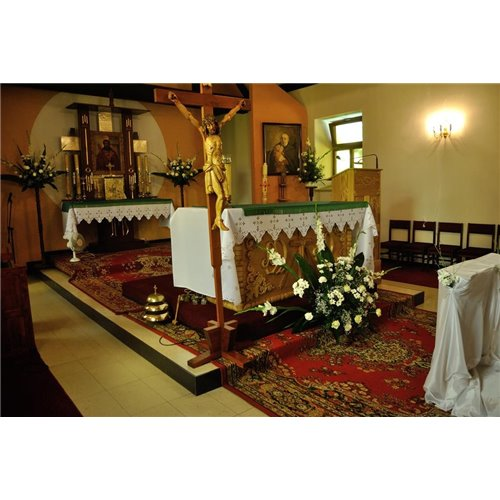 Kościół w Mnikowie