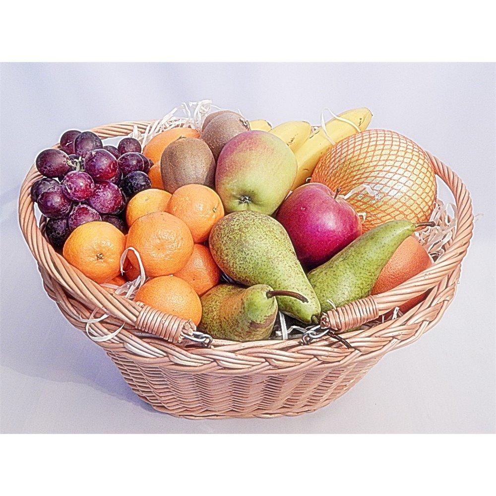 Duży Kosz Owoców