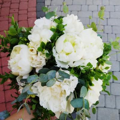 Bukiet Ślubny 96
