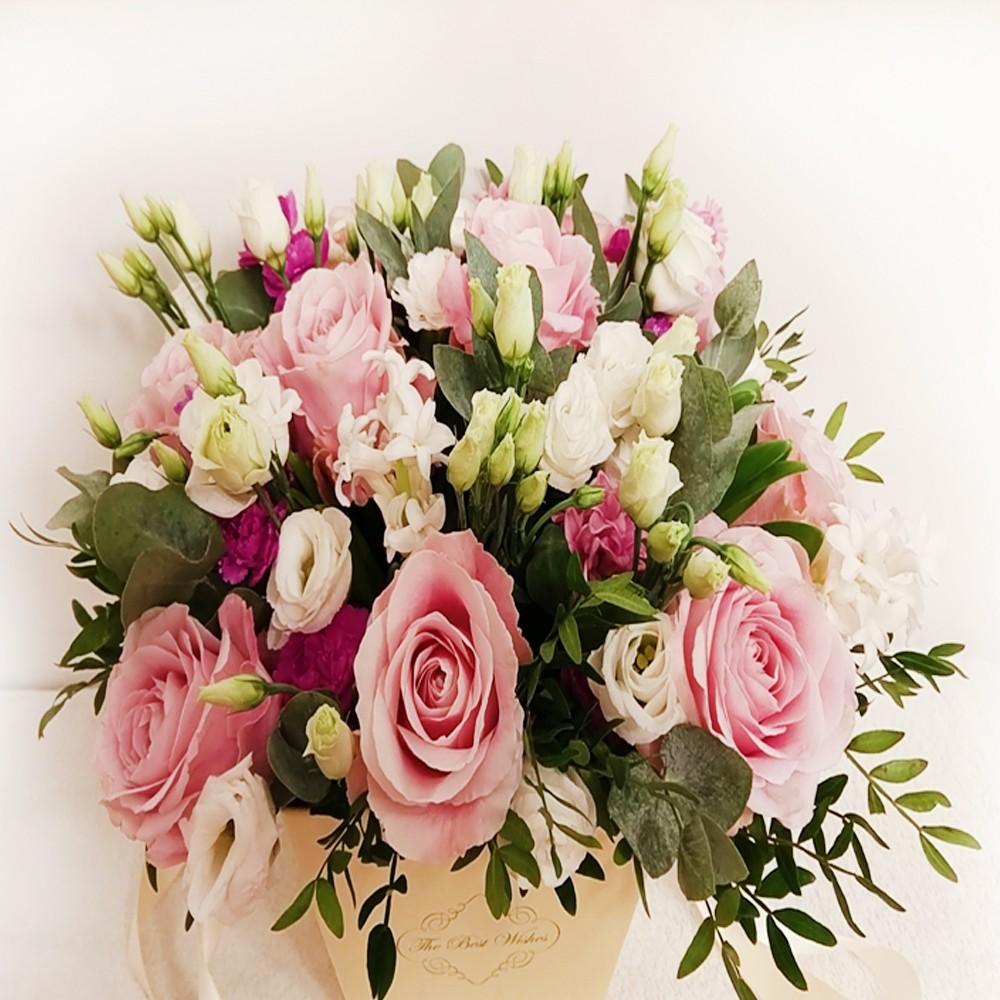 Box Różana Elegancja