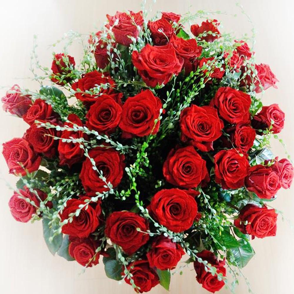 Bukiet Różany pocałunek
