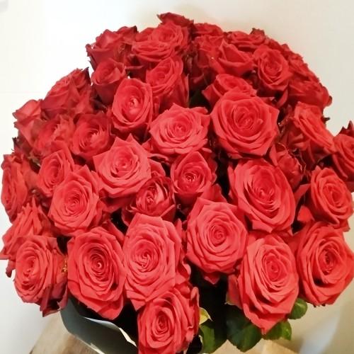 Bukiet róż 50 cm